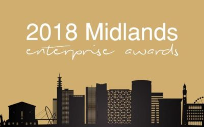 Challis Marketing Awarded 'Best Inbound Marketing Agency 2018 – Leicestershire' by the Midlands Enterprise awards